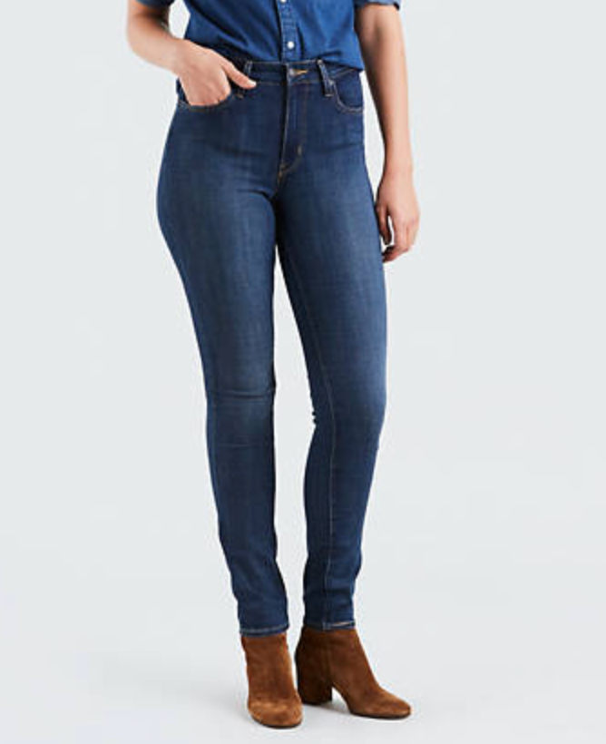 Levi's 721 High-Rise Skinny Jeans