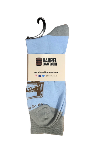"Men's ""My Name is Bourbon"" Socks"