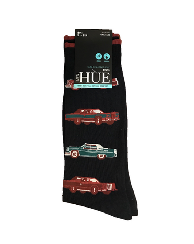 Men's Vintage Car Socks