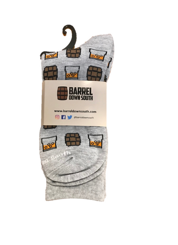 Men's 'On the Rocks' Socks