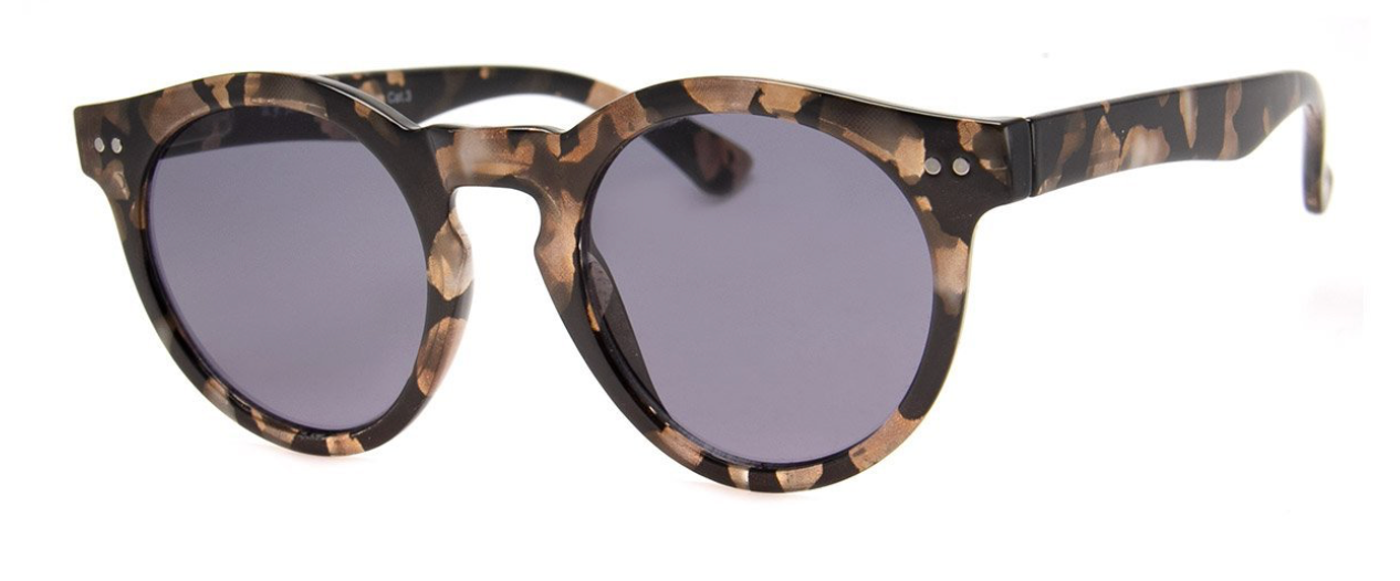 AJ Morgan 'Yes I Am' Rounded Sunglasses