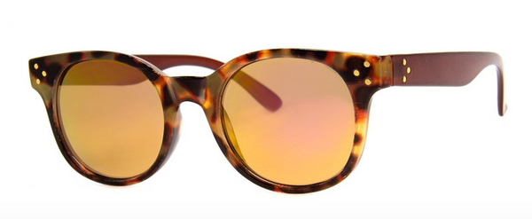 AJ Morgan 'JD' Rounded Sunglasses