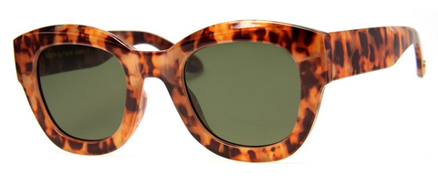AJ Morgan 'Good Measure' Oversized Cat-Eye Sunglasses