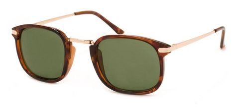 AJ Morgan 'Mister' Rectangular Sunglasses