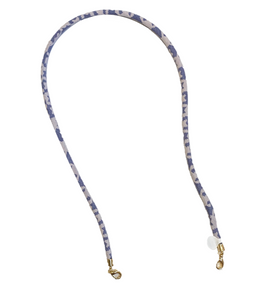 Ikat Face Mask Chain