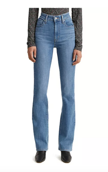 Levi's High Rise Bootcut Jeans