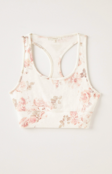 Z Supply 'Sia' Floral Tank Brami