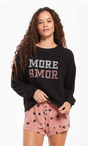 "Z Supply ""More Amor"" Top"