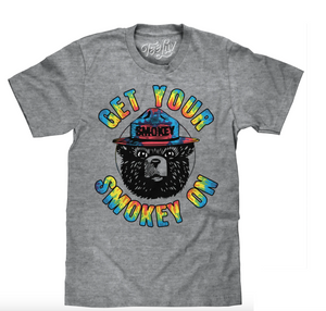 'Get Your Smokey On' Tee