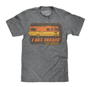 'I Get Around' Graphic Tee