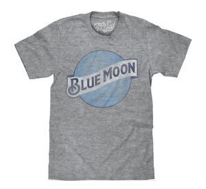 'Blue Moon' Graphic Tee