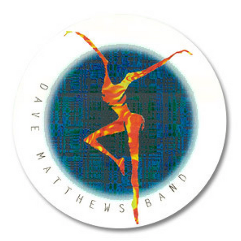 DMB Firedancer Window Sticker