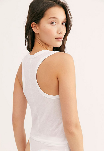 Free People 'Hailey' Racerback Tank
