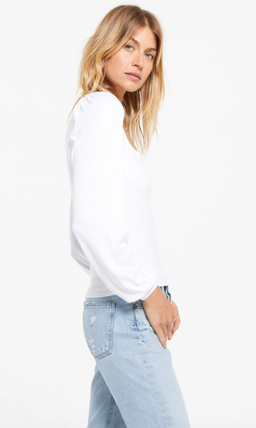 Z Supply 'Willow' Long-Sleeve Top