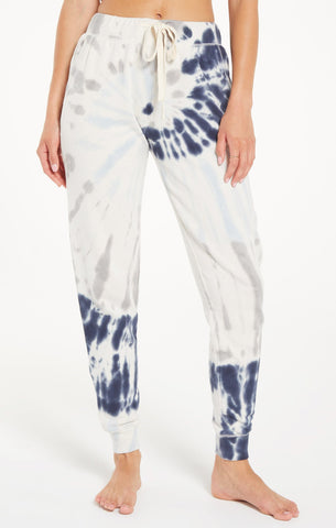 Z Supply Multicolor Tie Dye Jogger