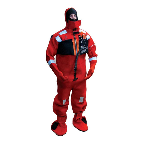 IMPERIAL NEOPRENE IMMERSION SUIT ADULT INTERMEDIATE - Marine