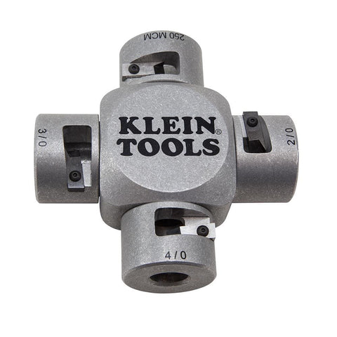 KLEIN TOOLS LARGE CABLE STRIPPER 2/0 - 250 MCM - Electrical