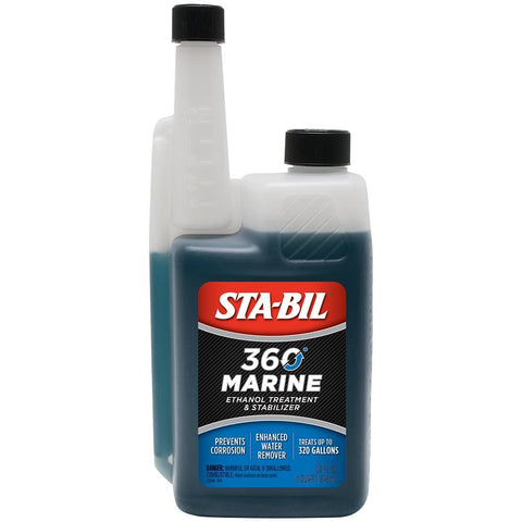STA-BIL 360 MARINE 32 FL OZ - Boat Outfitting | Cleaning