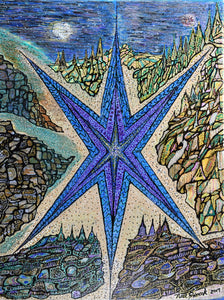 Blue Star of Eck