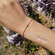 Load image into Gallery viewer, Bracelet Comme les grands rose