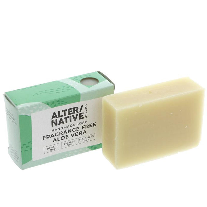 ALTER/NATIVE SOAP - ALOE VERA