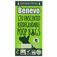 BENOVA BIODEGRADABLE POO BAGS