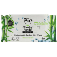 CHEEKY PANDA BAMBOO BABY WIPES