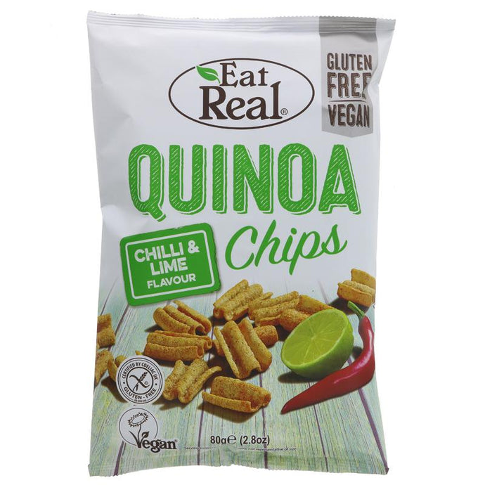 EAT REAL QUINOA CHILLI LIME