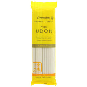 Clearspring Wide Udon Noodles 200G