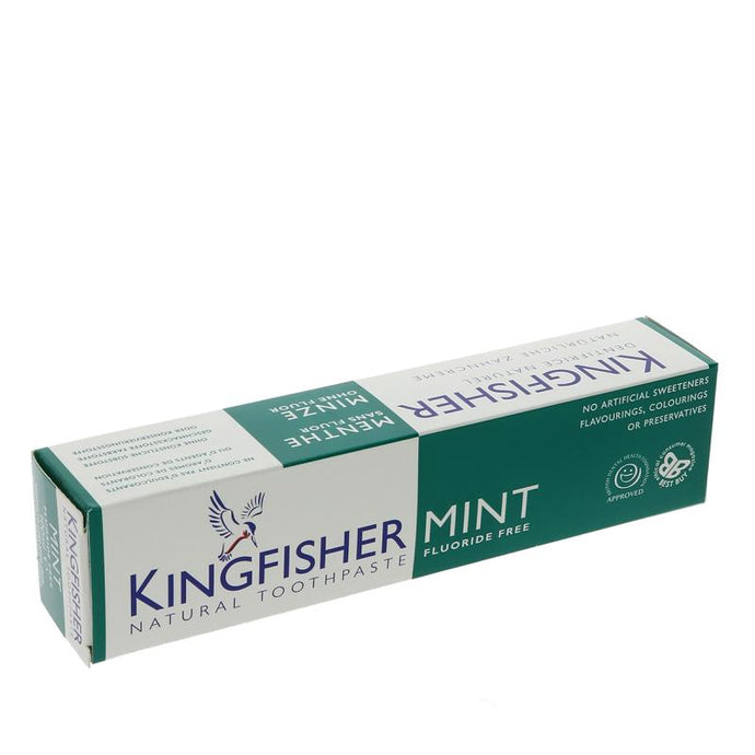 KINGFISHER MINT FLUORIDE FREE