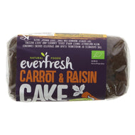 EVERFRESH CARR&RAISIN CAKE