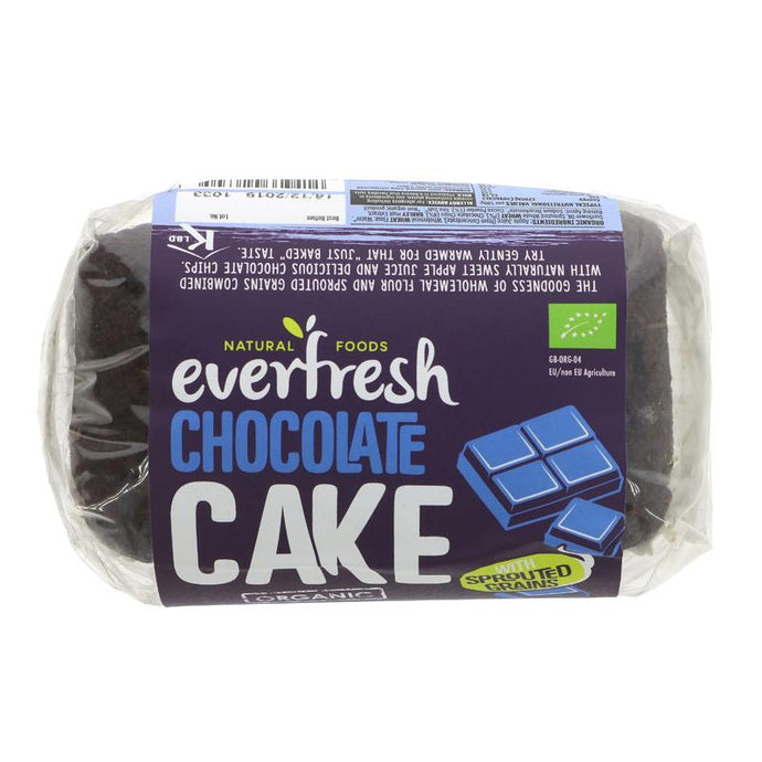 Everfresh Natural Foods Sprouted Chocolate Cake 350G
