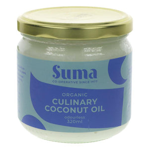 Suma Coconut Oil - Culinary 320G