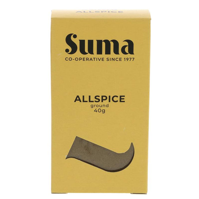 SUMA ALLSPICE - GROUND