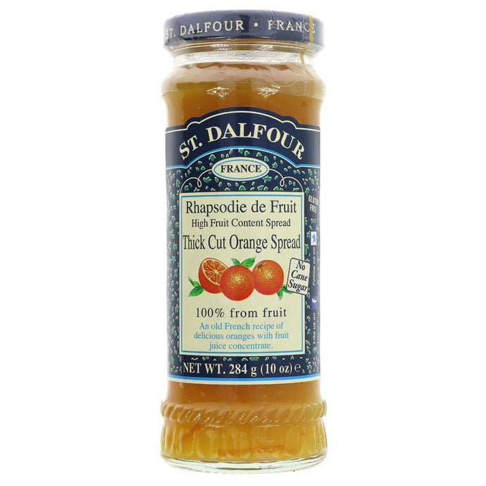 St Dalfour Thick Cut Orange Spread 284G