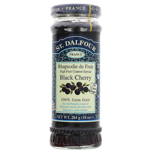 St Dalfour Black Cherry Spread 284G