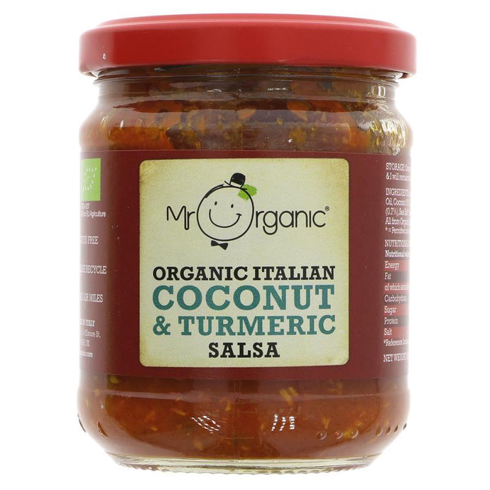 MR ORGANIC COCONUT & TUM SALSA