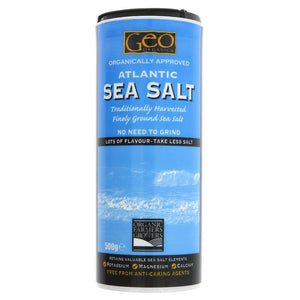 GEO ORG ATLANTIC SEA SALT FINE