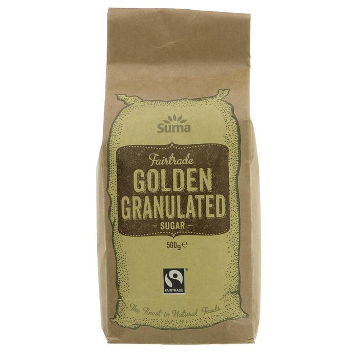 Suma Prepacks Golden Granulated Sugar 500G