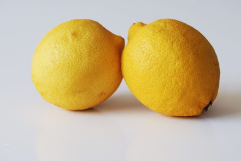 ORGANIC LEMON EACH