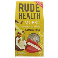 Rude Health Foods Coconut & Seed GF Muesli
