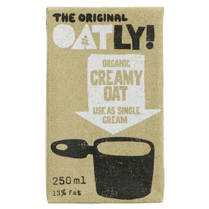 OATLY DAIRY FREE CREAM