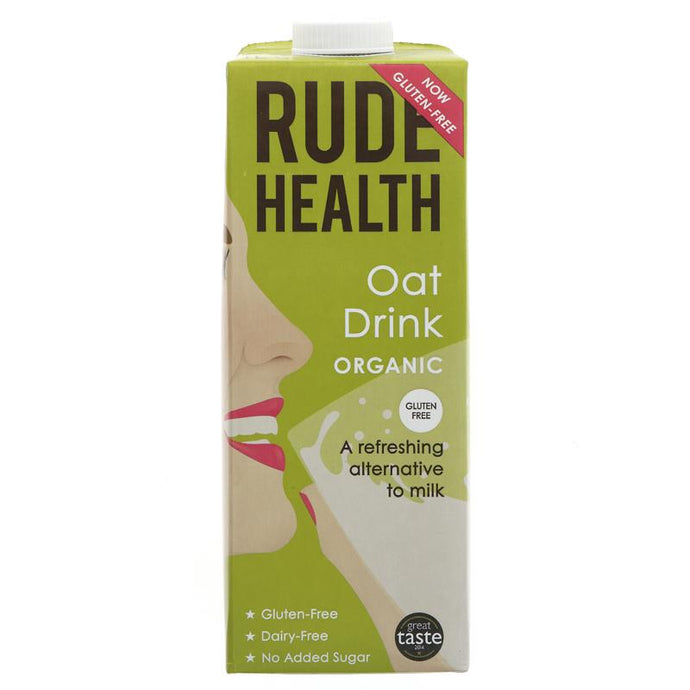 RUDE HEALTH OAT DRINK ORG G/F