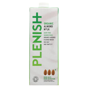 Plenish Almond M*lk 1l