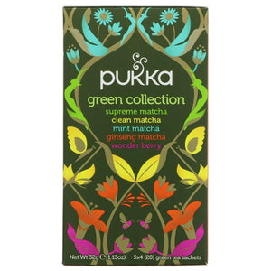 Pukka Green Collection 20BAGS