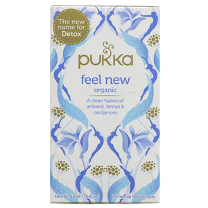 Pukka Feel New 20BAGS