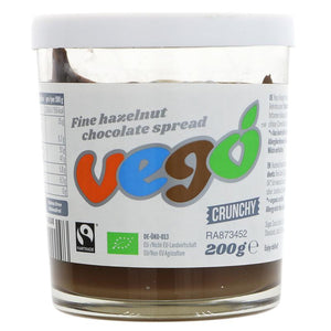 VEGO HZ/NUT CHOC SPREAD