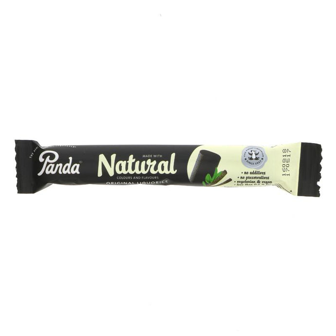 Panda All Natural Liquorice Bar 32G