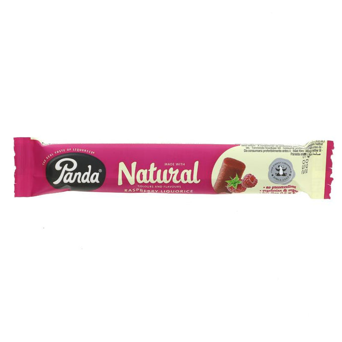 Panda All Natural Raspberry Bar 32G