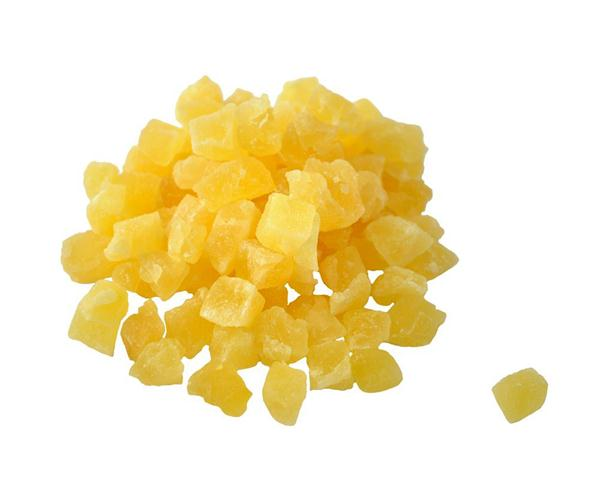 Bramik Dried Diced Pineapple 200g